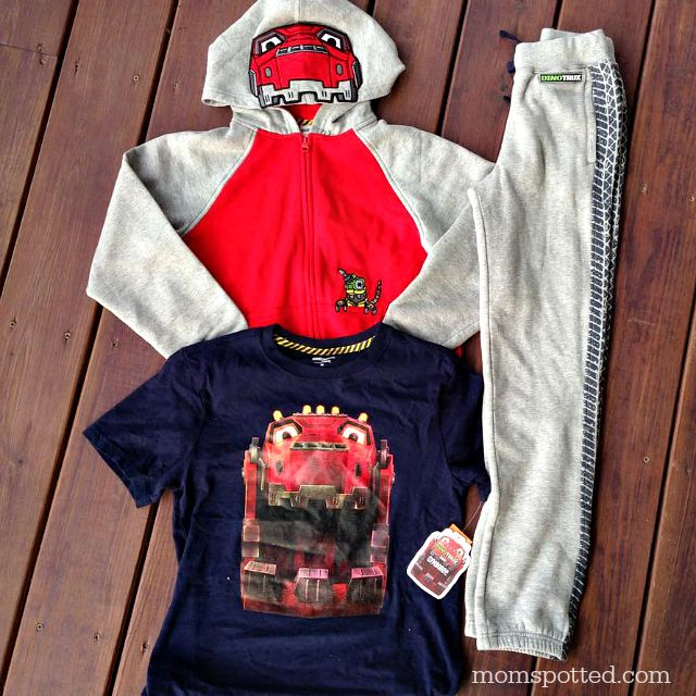 Gymboree Boys DinoTrux Clothing Collection