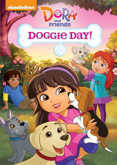 Dora & Friends Doggie Day DVD
