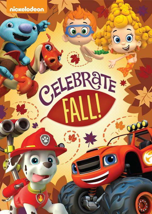 Nickelodeon Favorites Celebrate Fall DVD