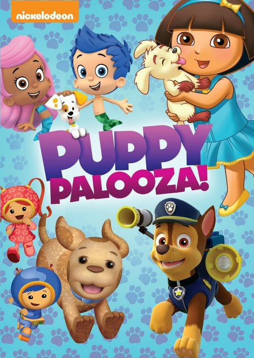 Nickelodeon Favorites Puppy Palooza DVD