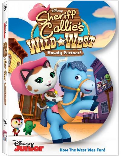 SheriffCalliesWildWestHowdyPartnerDVD