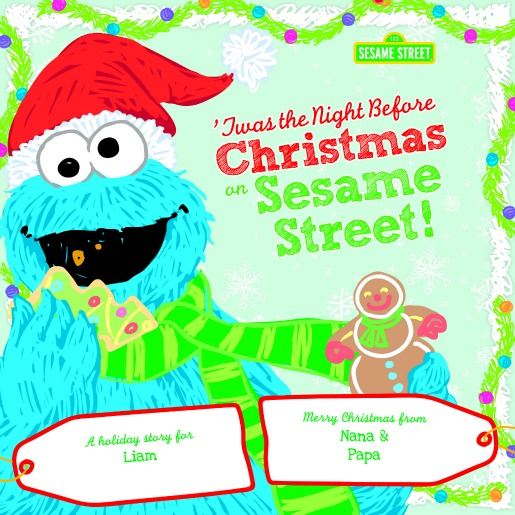 Personalize Your Christmas Storybooks This Year! {& Personalized Christmas Book Bundle Giveaway}