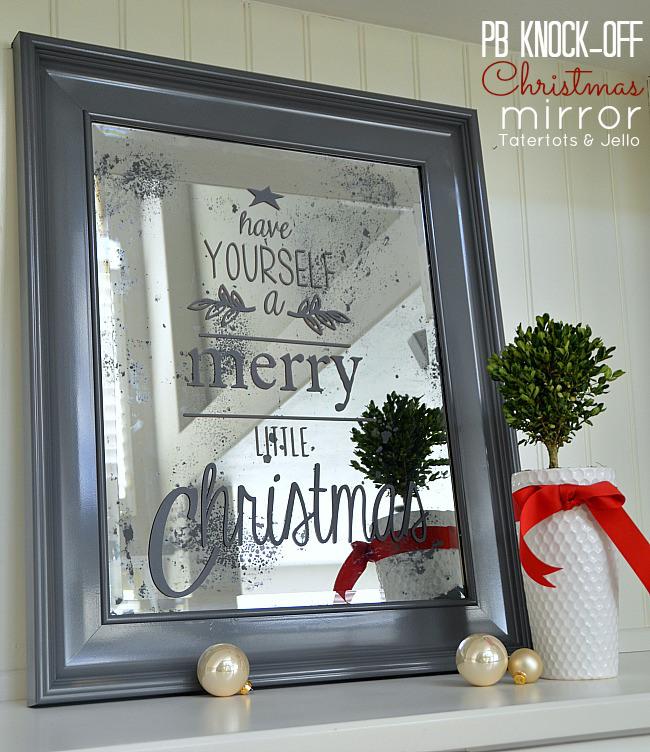 pottery-barn-inspired-christmas-mirror