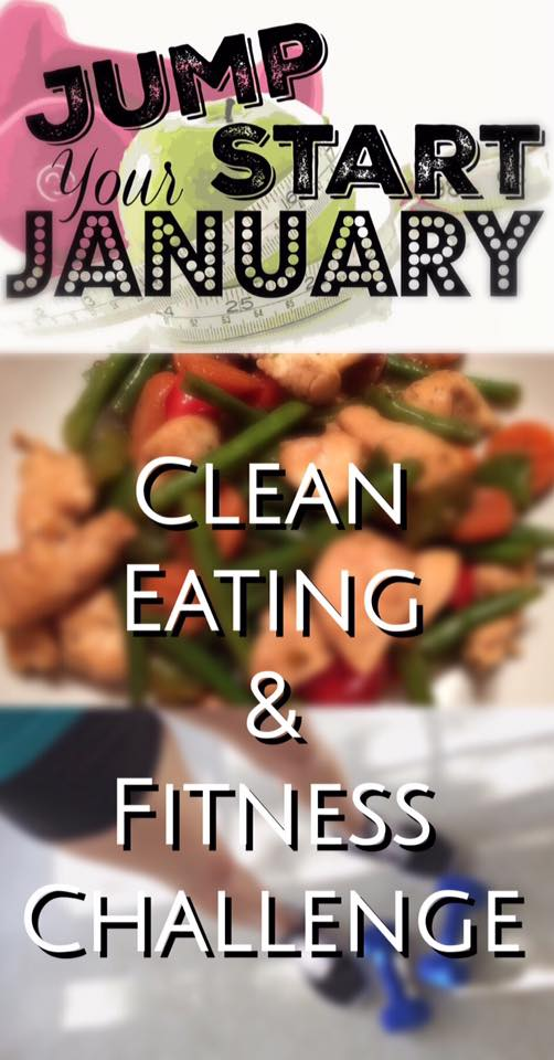Clean Eating & Fitness Challenge