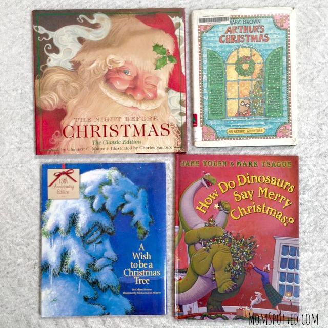 25 Days of Christmas Books for Kids {Countdown Christmas Advent}
