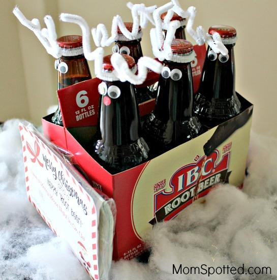 Give A Lil' Redbox This Holiday Season {& Christmas Gift