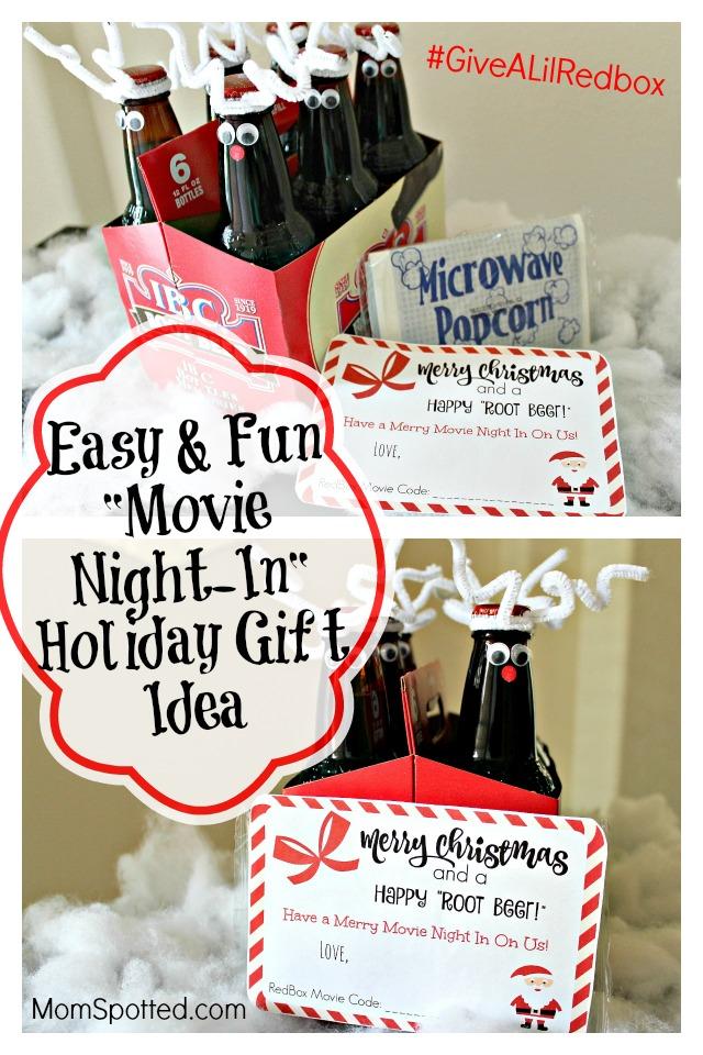 Give A Lil' Redbox This Holiday Season {& Christmas Gift Idea}