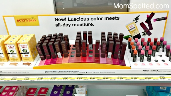 Burt's Bees NEW Moisturizing Lipstick