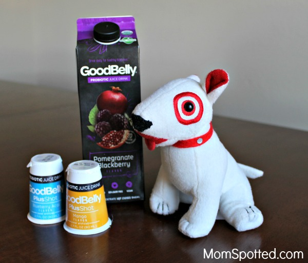 GoodBelly at Super Target
