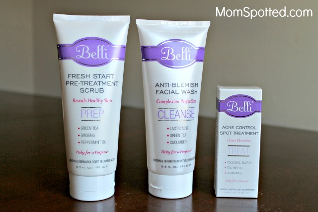 Belli Skin Care Is A First Trimester Must Have!