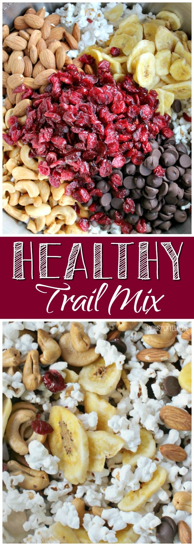 Easy Healthy Trail Mix