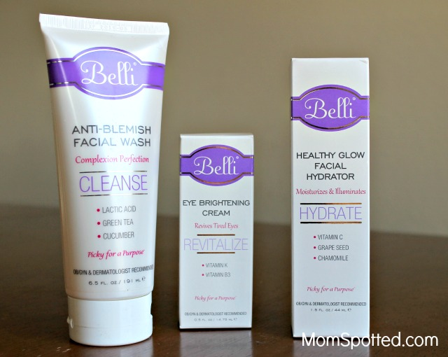 Pamper Your Skin Naturally With Belli Skincare
