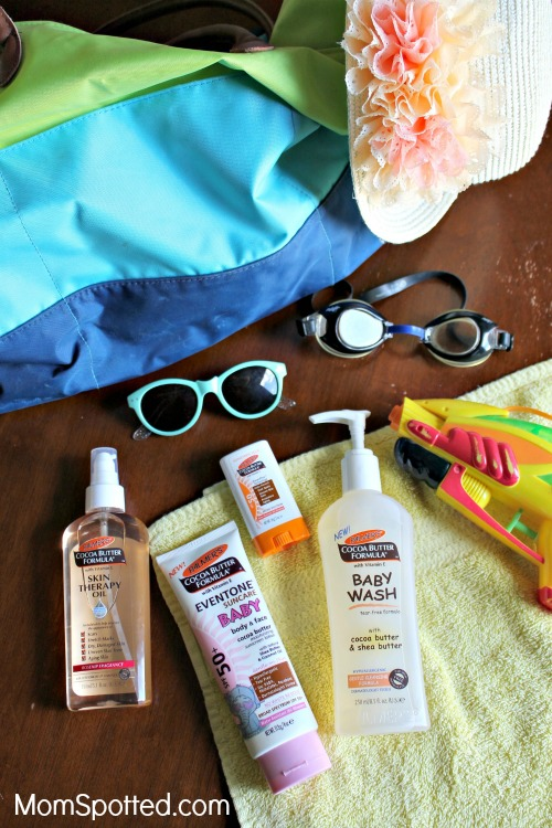 Summer Skincare Must Have's For Mommy & Baby {& Giveaway}