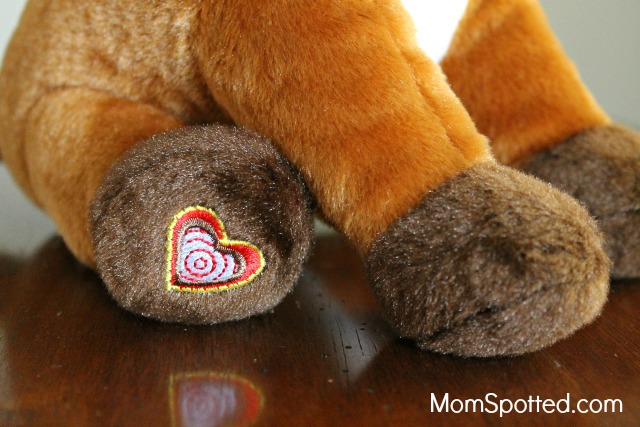 Record Baby's Heartbeat With An Adorable Heartbeat Stuffed Animal {& Giveaway}