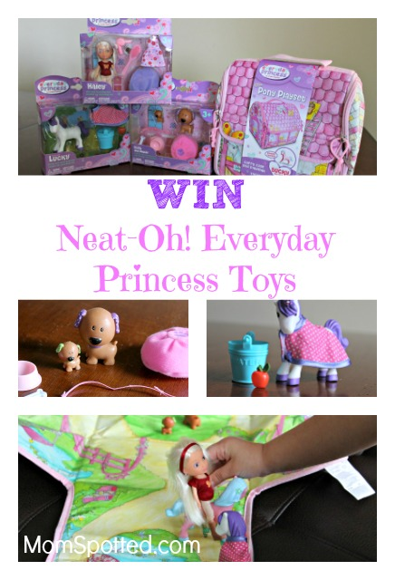 Every Girl Can Be An Everyday Princess with Neat-Oh! Toys