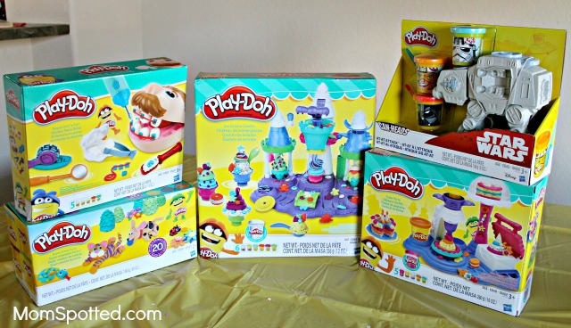 Celebrating World Play-Doh Day & Play-Doh's 60th Birthday On September 16th!