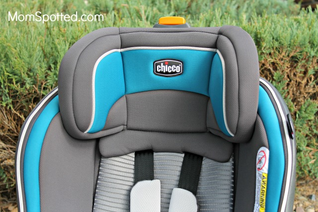 Chicco NextFit ZipAir Convertible Car Seat Keeps Kids Clean and Cool