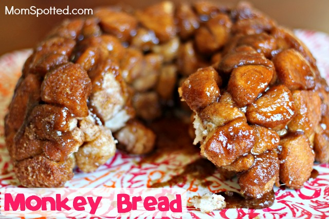 Family Favorite: Monkey Bread Recipe