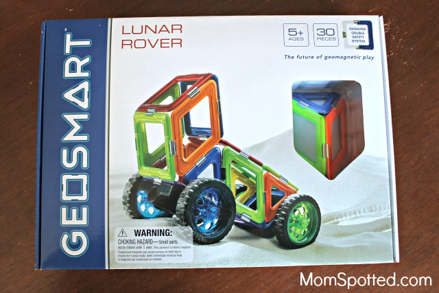 GeoSmart™ Magnetic Construction Kits- The Perfect Gift For Little Engineers {PLUS Giveaway}
