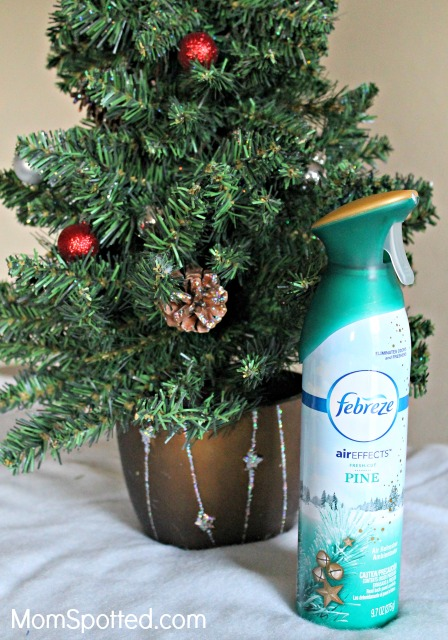 Holiday Tips To Keep Your Home Smelling Fresh With Febreze