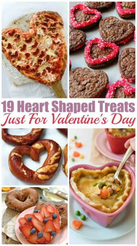 19 Heart Shaped Treats For Valentine's Day - Mom Spotted