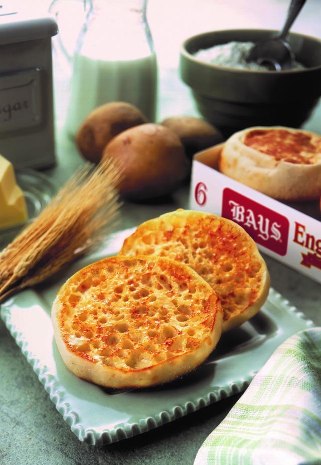 Yummy Recipe Ideas Using Bays English Muffins