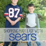 School Shopping Made Easy with Sears - Mom Spotted
