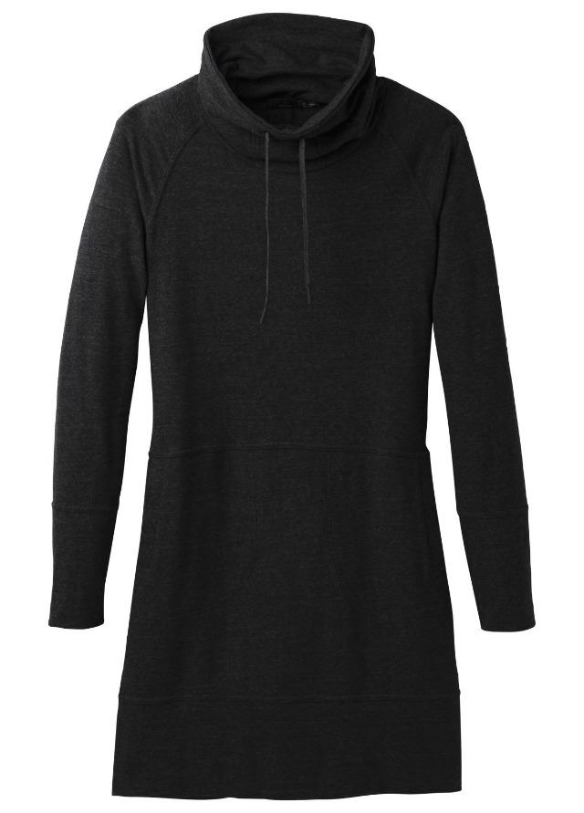 prAna Ellis Dress in black