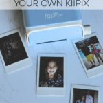 Turn Memories Into Instant Photos with KiiPix {& Giveaway!}