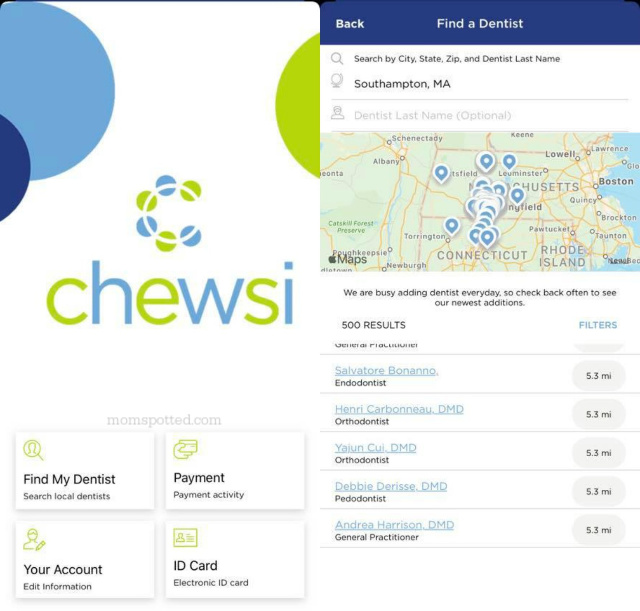 Chewsi App - Make Dental Care Simple and Affordable!